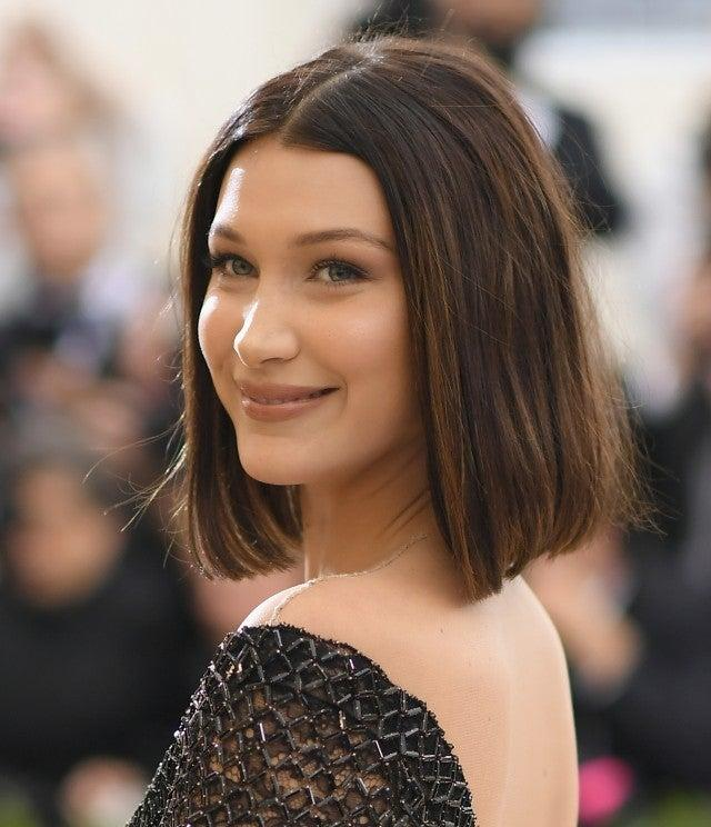 Bella Hadid at 2017 Met Gala