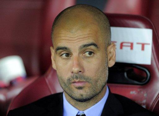 Pep Guardiola says he would be in the Big Apple for a year, 'living a regular life'