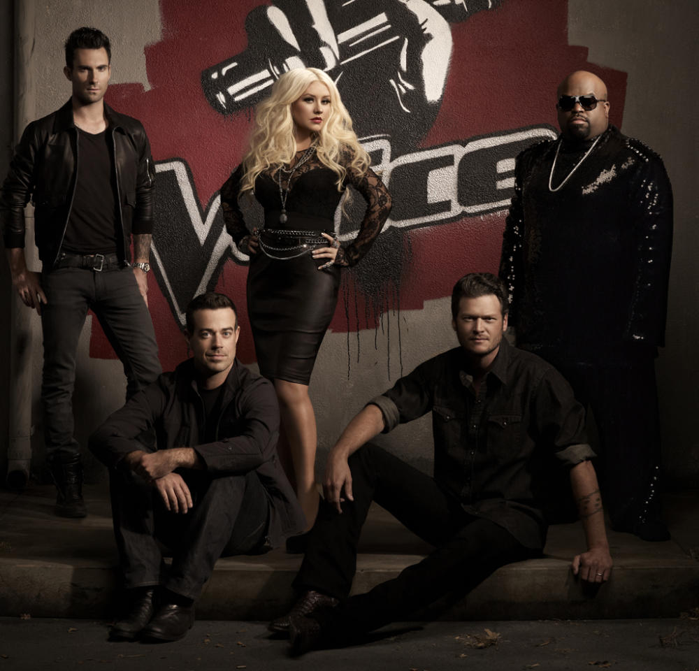 """<b>""""The Voice""""</b><br><br>Tuesday, 5/8 at 8 PM on NBC<br><br><a href=""""http://yhoo.it/IHaVpe"""">More on Upcoming Finales </a>"""