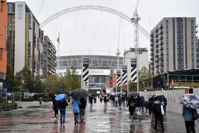 Wembley would become the home of the Jacksonville Jaguars NFL Franchise (EPA)