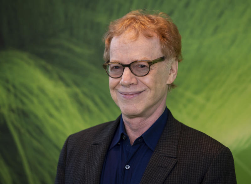"Danny Elfman attends the premiere of Dr. Seuss' ""The Grinch"" at Alice Tully Hall on Saturday, Nov. 3, 2018, in New York. (Photo by Charles Sykes/Invision/AP)"