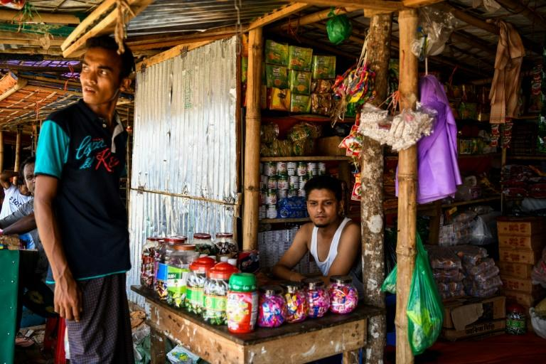 The Bangladeshi district of Cox's Bazar now hosts around one million Rohingya from Myanmar