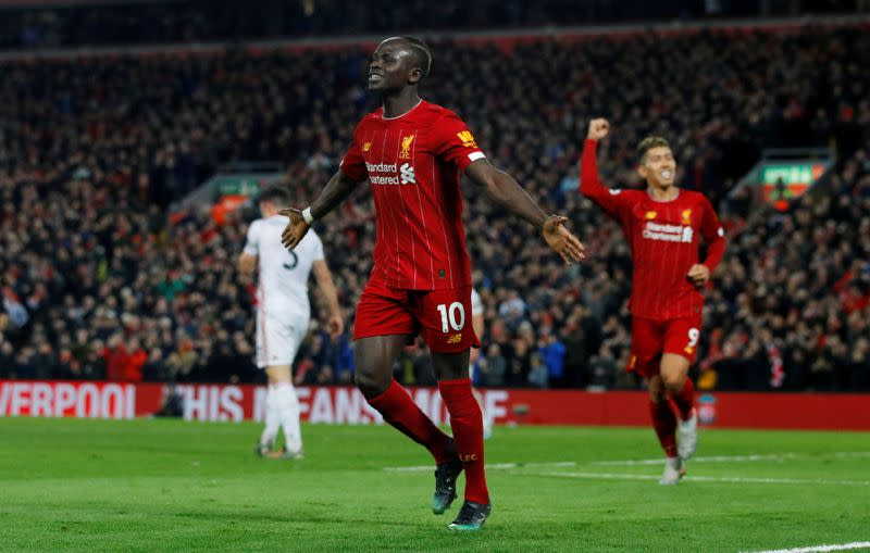 Liverpool's Mane named African Footballer of the Year