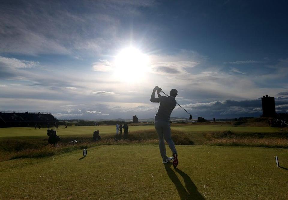 Distances off the tee have been a concern in recent years (David Davies/PA) (PA Archive)