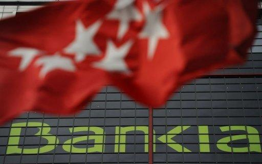 Bankia holds some 10% percent of Spain's bank deposits