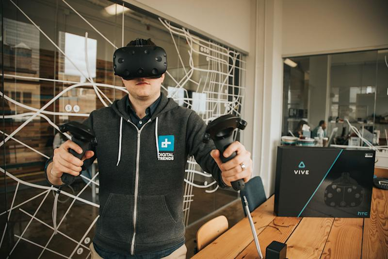 best vr apps htc vive