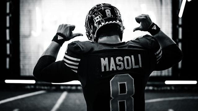 Heading into a season as a starting quarterback for the first time in his CFL career, Jeremiah Masoli has his eyes on winning a Grey Cup. CFL.ca's Marshall Ferguson has more.