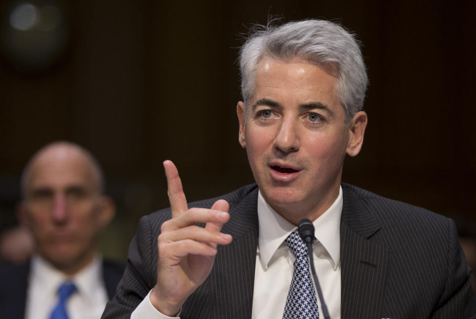 William Ackman (AP /Manuel Balce Ceneta)