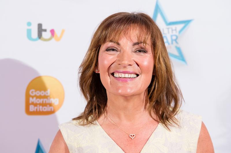Lorraine Kelly attends the Good Morning Britain Health Star Awards at the Rosewood Hotel on April 24, 2017 in London, United Kingdom. (Photo by Jeff Spicer/Getty Images)