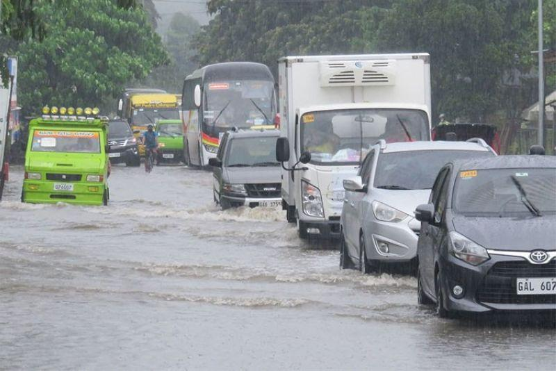 Heavy rains in Central Visayas to continue for 2-3 hours