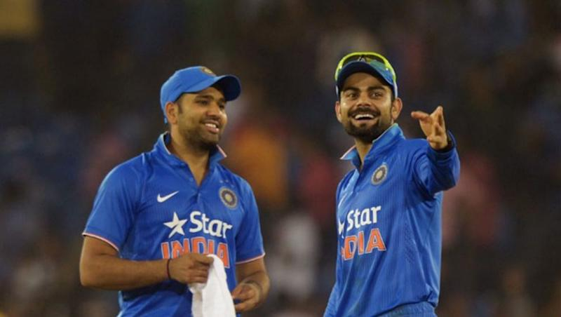 Rohit  Sharma is 11 Runs Away From Surpassing Virat Kohli on Most Runs in T20Is for India List, Could Achieve the Feat During IND vs WI 2nd T20