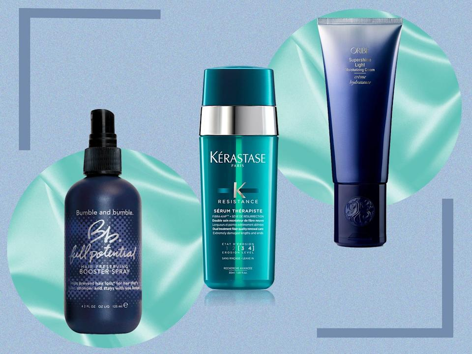 <p>We've tested a range of leave-in products that target different hair concerns to help you find the perfect solution</p> (The Independent/iStock)
