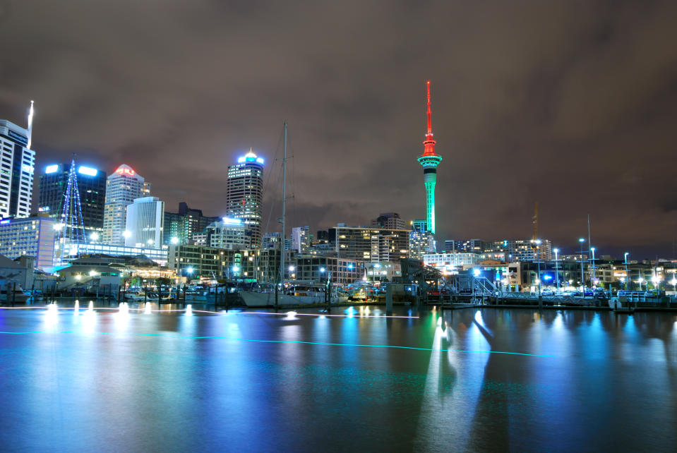 New Zealand has slipped to number two in this list and were granted <b>1588</b> visas on arrival. It should be noted that New Zealand is the first only non-Asian country to be granted this status. Around 55 percent of the tourists who visit are male.<p>Photo: Getty Images</p>