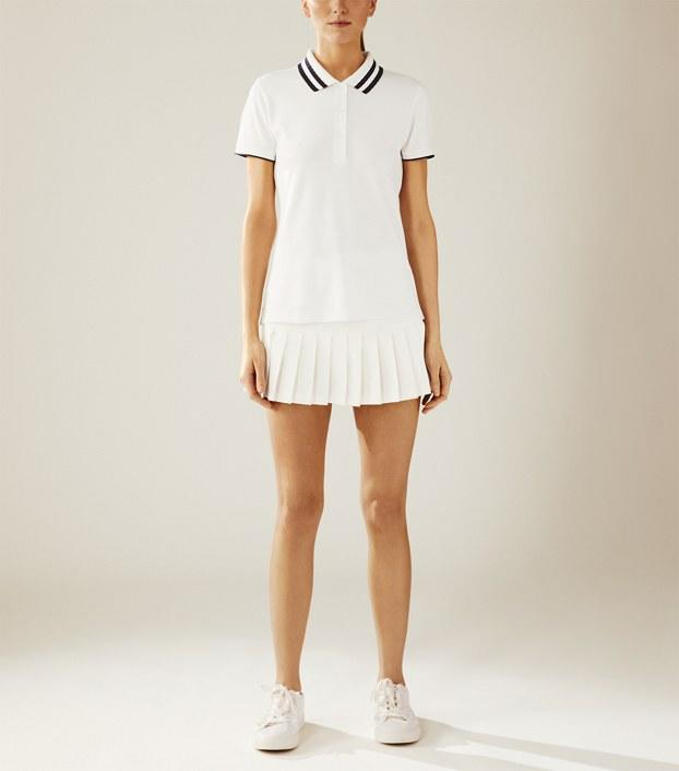 "$128, Tory Burch. <a href=""https://www.toryburch.com/pleated-hem-tennis-skirt/17314.html?color=047"">Get it now!</a>"