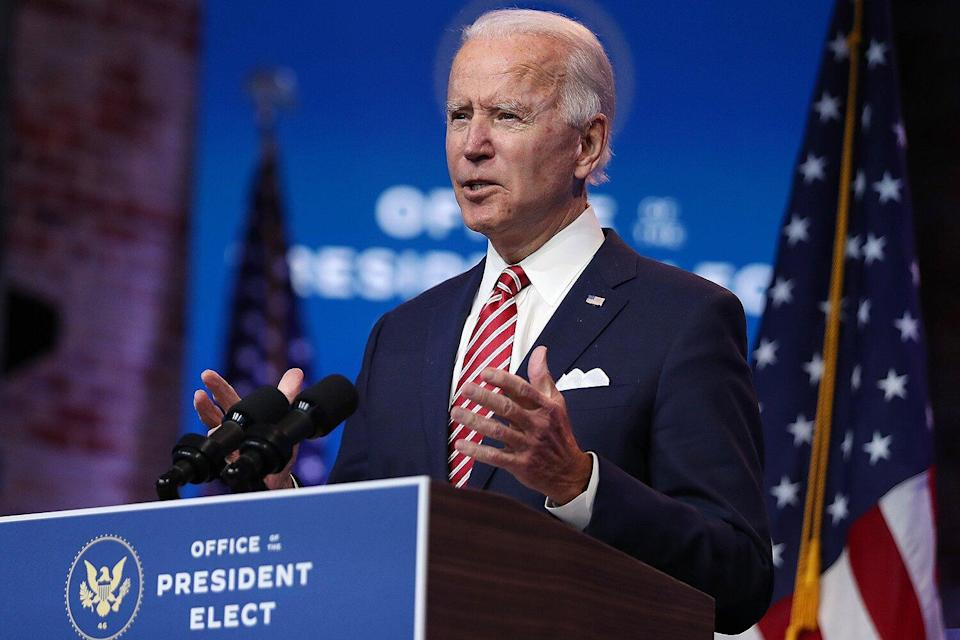 Joe Biden 'Will Likely Require a Walking Boot for Several Weeks' After Spraining His Ankle