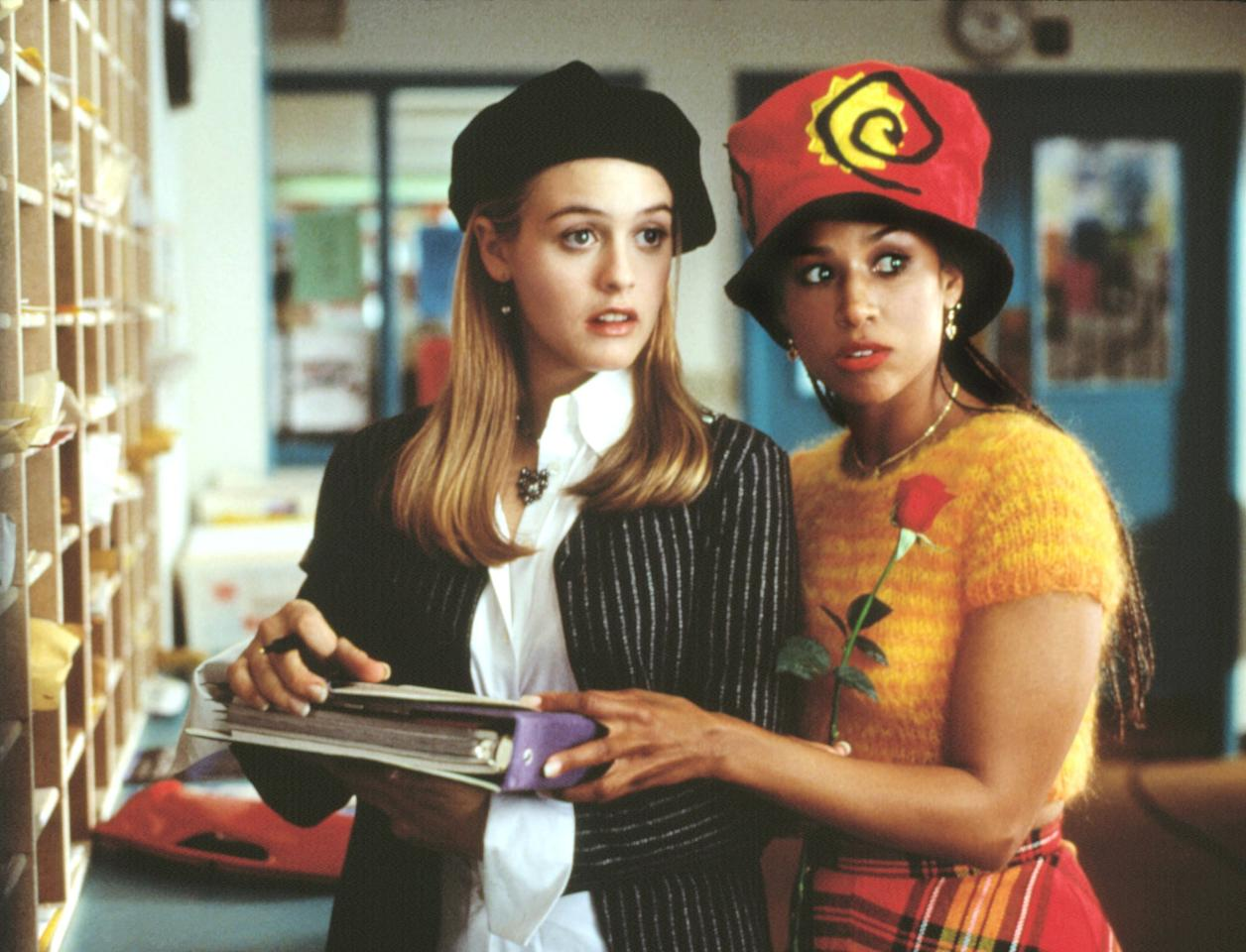 """<p>Before <strong>Clueless</strong> became the phenomenon that it is today, <a href=""""https://ew.com/article/2012/10/05/clueless-1995/"""" target=""""_blank"""" class=""""ga-track"""" data-ga-category=""""Related"""" data-ga-label=""""https://ew.com/article/2012/10/05/clueless-1995/"""" data-ga-action=""""In-Line Links"""">Heckerling pitched it to Fox as a series</a> before it arrived at Paramount. In an interview with <strong>Entertainment Weekly</strong>, the writer-director said, """"[W]hen I first pitched it as a TV show, it was called <strong>No Worries</strong>. Twentieth Century Fox said they wanted a show about teenagers - but not the nerds. They wanted it to be about the cool kids."""" After the success of the movie, there really was a brief teen sitcom on ABC and UPN called <strong>Clueless</strong>, and there might be an <a href=""""https://www.popsugar.com/entertainment/clueless-mystery-drama-tv-series-details-46778319"""" class=""""ga-track"""" data-ga-category=""""Related"""" data-ga-label=""""http://www.popsugar.com/entertainment/clueless-mystery-drama-tv-series-details-46778319"""" data-ga-action=""""In-Line Links"""">upcoming mystery TV series</a> in the works as well. </p>"""