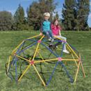 <p>Upgrade their backyard with this cool <span>Easy Outdoor Space Dome Climber</span> ($250). The set is made fro quality steel that is rust- and UV-resistant, so it's one that'll last.</p>