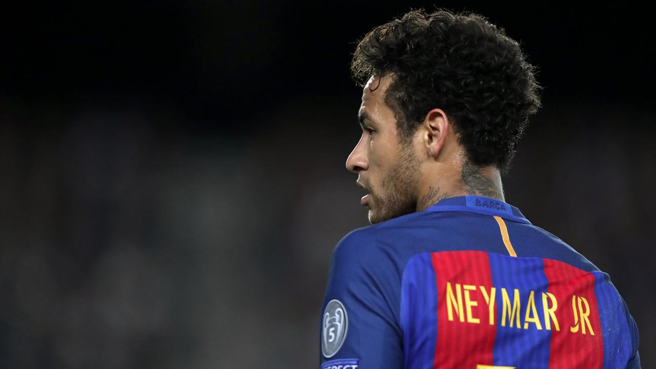 Neymar's suspension will keep him out of Barcelona's La Liga clash with Real Madrid