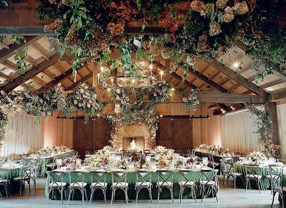 """<p class=""""body-dropcap"""">Deciding on décor for a winter wedding can be a challenge; after all, the colder months are wedding's off-season, and a time of year that lends itself to potentially kitschy or overly literal themes (cue the mistletoe and snowflakes). To boot, the best blooms—like peonies, dahlias, hydrangeas, and more—are nowhere to be found. And if that weren't enough, floral varieties are imported from abroad and inclement weather affects incoming shipments, abundance, and quality. The current coronavirus pandemic has affected floral markets worldwide, and colder weather means even smaller guest counts and safety precautions to account for safe indoor entertaining. And then there are the upsides: winter is a time where everyone feels festive, ready to party, and is feeling the love. The air is crisp and full of hope for the year ahead—and it's one of the most romantic seasons of the year. </p><p class=""""body-text"""">With all the pros and cons in mind, design opportunities for the winter months are endless. And if you're planning to get married in an intimate 2020 affair, or are planning cold weather nuptials in the future, don't limit yourself to particular color palettes or motifs. Embrace outside the box tones, play with lighting design, innovate with florals (or lack their of), opt for new textures, and build off the environment of your wedding venue. Here, our favorite ways to decorate for your romantic, rustic, classic, or modern winter wedding–that speak to any style. </p>"""