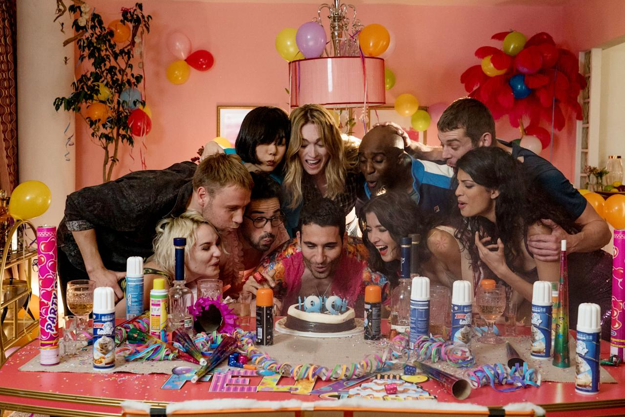 <p>What happens when eight strangers around the globe find themselves mysteriously connected both emotionally and physically? That's the premise of <strong>Sense8</strong>, and the sci-fi series quickly earned a cult following - though that didn't stop Netflix from canceling the show in 2018 after its cliffhanger season two finale. </p>