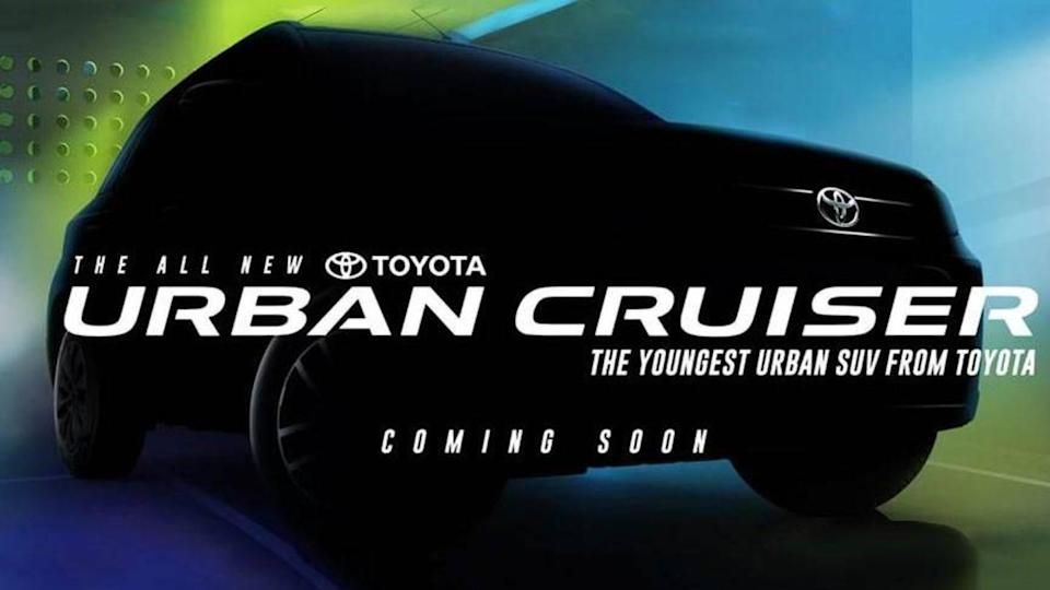 Toyota to launch Urban Cruiser SUV in India next month