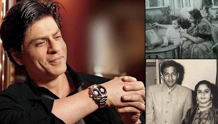 Shah Rukh Khan old picture