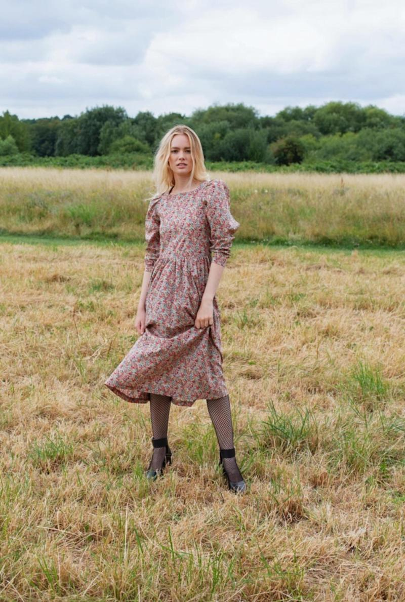 Justine Tabak 'Cotton Riding House Dress', £225. Shop it here. (Justine Tabak)