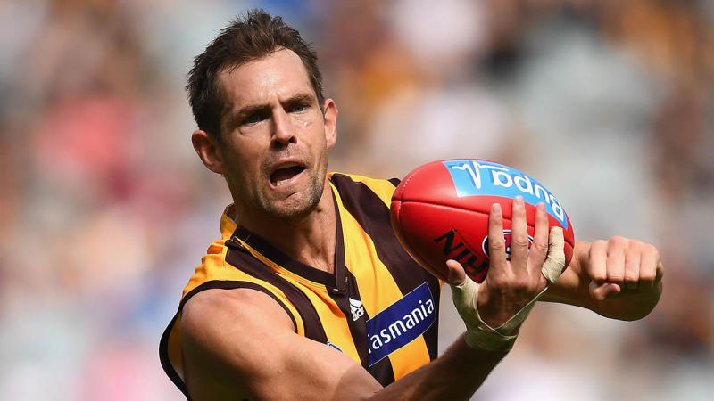 AFL great Luke Hodge has offered some advice for AFL draftees this year. (Getty Images)