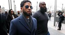 In January 2019, 'Empire' actor Jussie Smollett claimed that he was the victim of a hate crime while in Chicago, but scandal erupted when he was later accused of having staged the incident and lying to police. The actor was dropped from the TV show 'Empire' and faces ongoing fallout. Photo: Getty Images