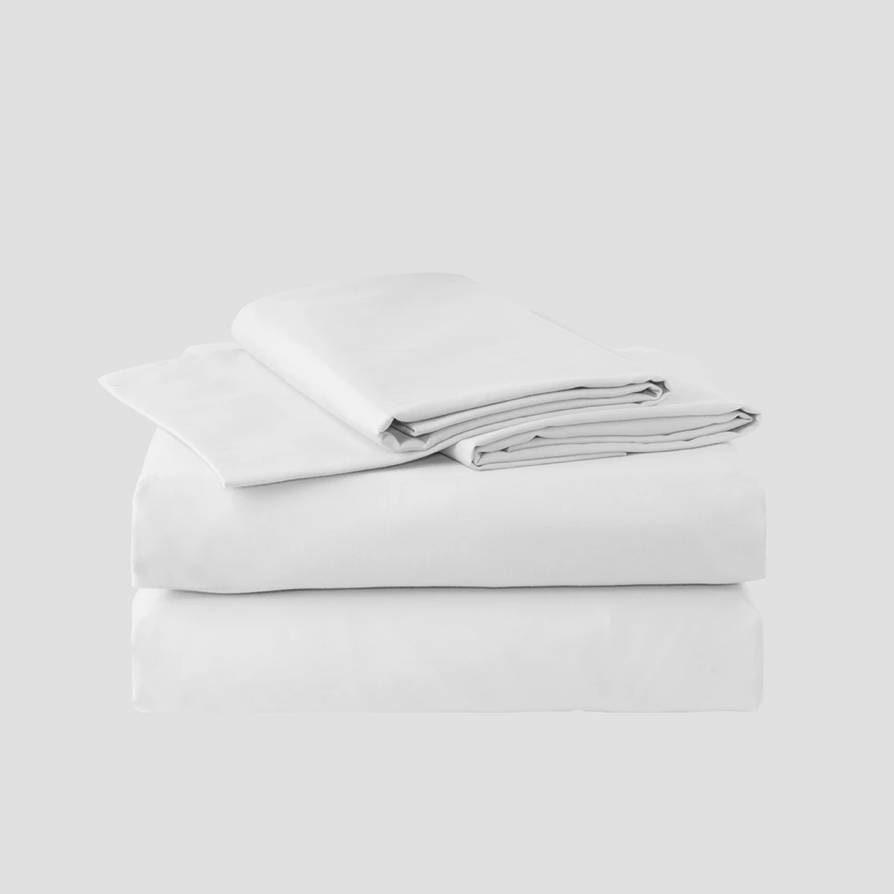 "<p>If you're all about the luxurious feel of silky-smooth sheets, give the CloudTen Amora Sateen Sheets a whirl. With more than 1,000 reviews and a perfect five-star rating, this set promises a buttery-smooth finish but won't leave you feeling overheated—as proved by producer <a href=""https://www.instagram.com/khalihaina/?hl=en"" rel=""nofollow noopener"" target=""_blank"" data-ylk=""slk:Khaliha Hawkins's"" class=""link rapid-noclick-resp"">Khaliha Hawkins's</a> ""devotion of love and lifelong loyalty to this life-changing set of sheets."" But can you blame her?</p> <p><strong>Details:</strong></p> <ul> <li>Includes one fitted sheet, one top sheet, and two pillowcases</li> <li>100% long-staple Egyptian cotton</li> <li>OEKO-TEX certified</li> </ul> <p><strong>Star rating:</strong> 4.9 out of 5 stars</p> <p><strong>What customers say:</strong> ""There's a reason why this is considered a luxury bedding and I didn't get anything short of feeling fabulous sleeping on it. I can only strongly recommend that everyone else tries it too."" —<em>Benedict, reviewer on</em> <a href=""https://cna.st/affiliate-link/CncR7d1t9CGLMm69F21vkKS6Cab4wrodEdcyBTozR8CasBEa1xhGQRBxxC1rutwPAbNHtopXrb79fqiwDZvhifs5xYysyY2HWk5XjaW5uJPW39Eigv39BLhv3dWqdk6m9dRbmvavWYoZs6Bi18oXvBLmNB2vNPd4Nd9uwJVCkixcGb8dDB8XBtW?cid=5e56ebb329fd90000887cc36"" rel=""nofollow noopener"" target=""_blank"" data-ylk=""slk:CloudTen"" class=""link rapid-noclick-resp""><em>CloudTen</em></a></p> $180, CloudTen. <a href=""https://cloudten.us/collections/all/products/sateen-sheet-set?variant=25088640069"" rel=""nofollow noopener"" target=""_blank"" data-ylk=""slk:Get it now!"" class=""link rapid-noclick-resp"">Get it now!</a>"