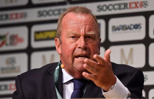 Soccer – 2014 Manchester SoccerEx Convention – Day Two – Manchester Central Convention Complex