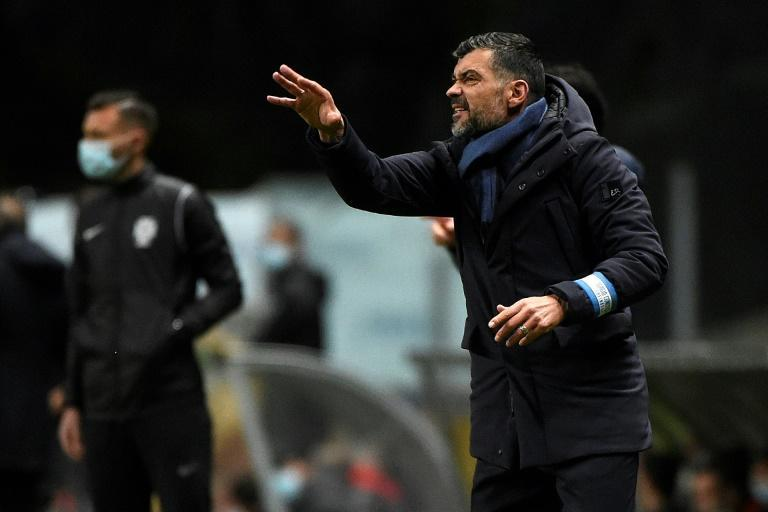 Porto coach Sergio Conceicao said his team have winning in their DNA