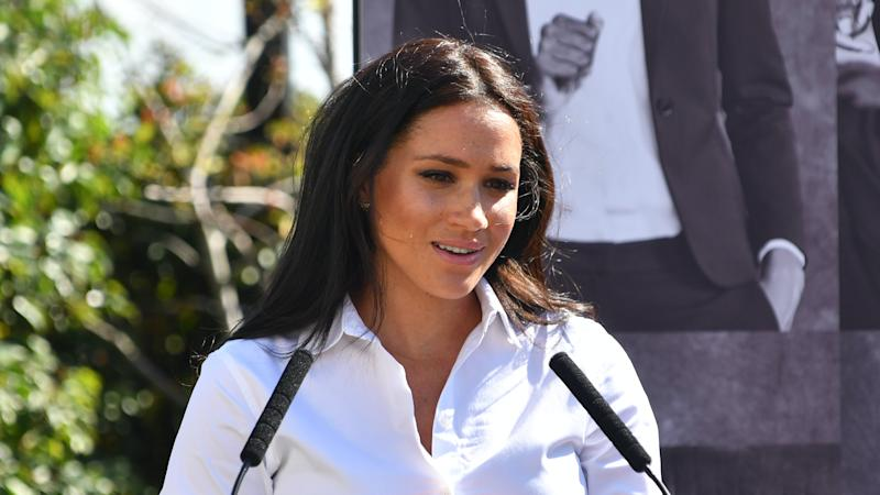 Duchess of Sussex reveals she avoids 'controversial' opinions for family