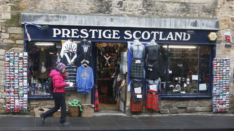 European visitor numbers to Scotland jump 19% in year