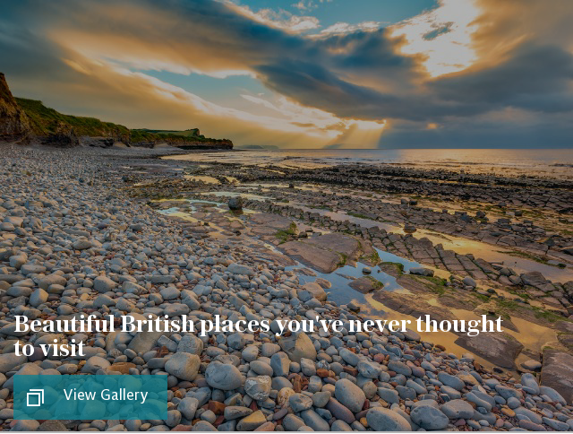 Beautiful British places you never thought to visit