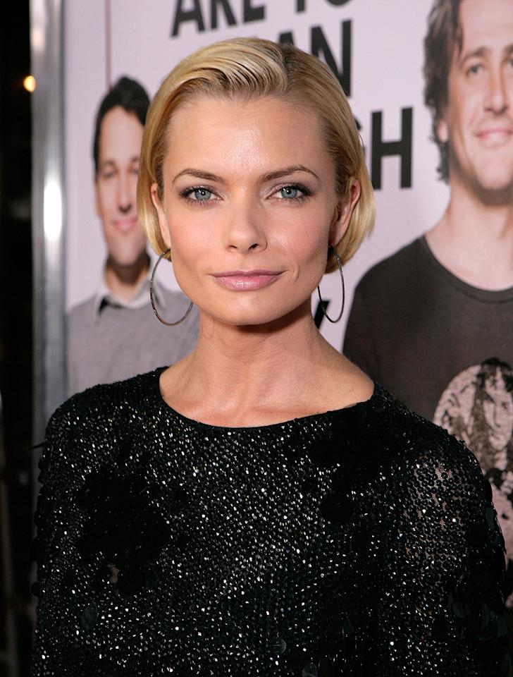 "<a href=""http://movies.yahoo.com/movie/contributor/1800019091"">Jaime Pressly</a> at the Los Angeles premiere of <a href=""http://movies.yahoo.com/movie/1810022085/info"">I Love You, Man</a> - 03/17/2009"