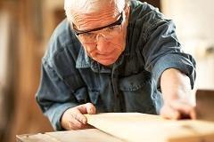 Part-time economy: Older workers, underemployed