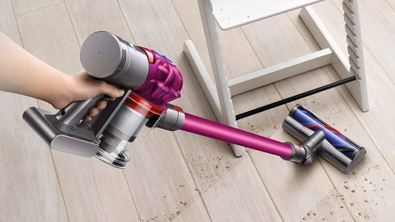 Keep your floors clean with the best Dyson vacuums.