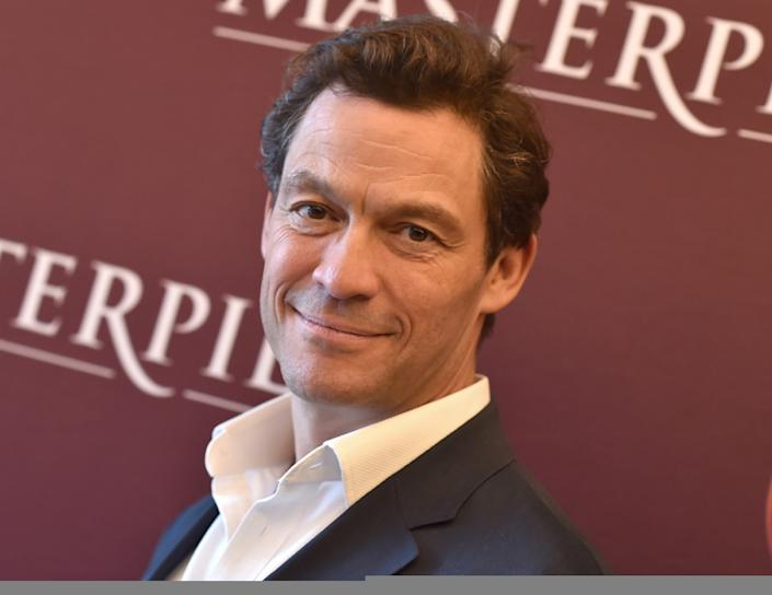 Dominic West who may play Prince Charles on The Crown