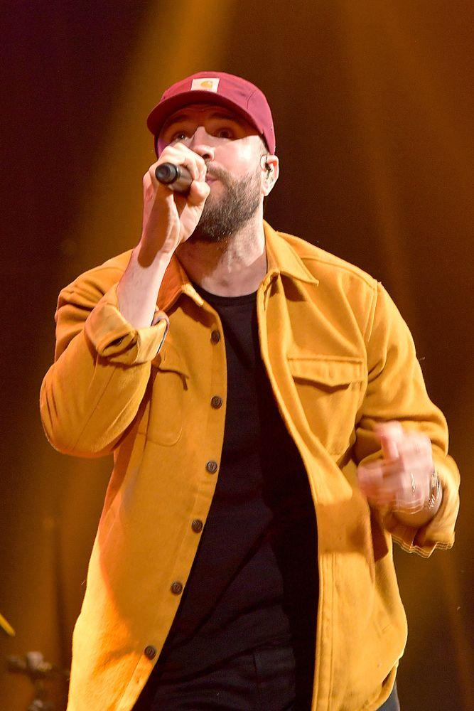 Sam Hunt performing in Brooklyn on Dec. 4 | Michael Loccisano/Getty Images For RADIO.COM