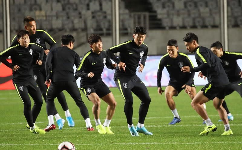 Seoul says unclear if North will air World Cup qualifier