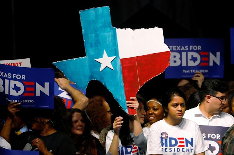 Democrats need only nine more seats in the Texas state assembly to take control.