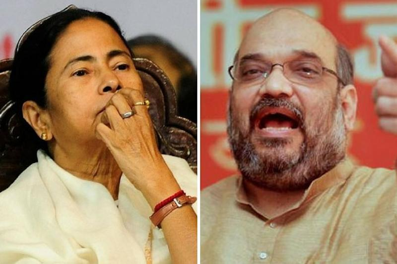 'Mamata's Wish Will be Fulfilled': Amit Shah Says BJP to Form Govt in Bengal With Full Majority in 2021