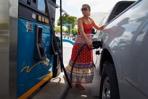 Gasoline prices fell 6.8 percent in May