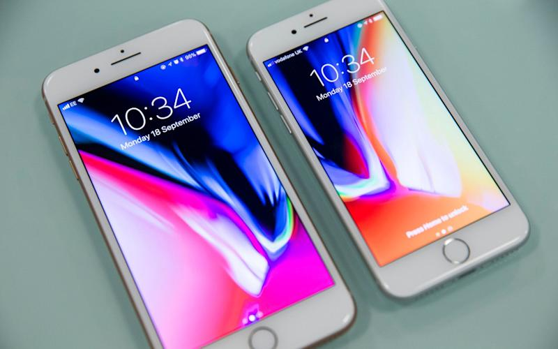 The new iPhones are expected to be a follow up to last year's iPhone X, iPhone 8 and iPhone 8 Plus - Copyright ©Heathcliff O'Malley , All Rights Reserved, not to be published in any format without p