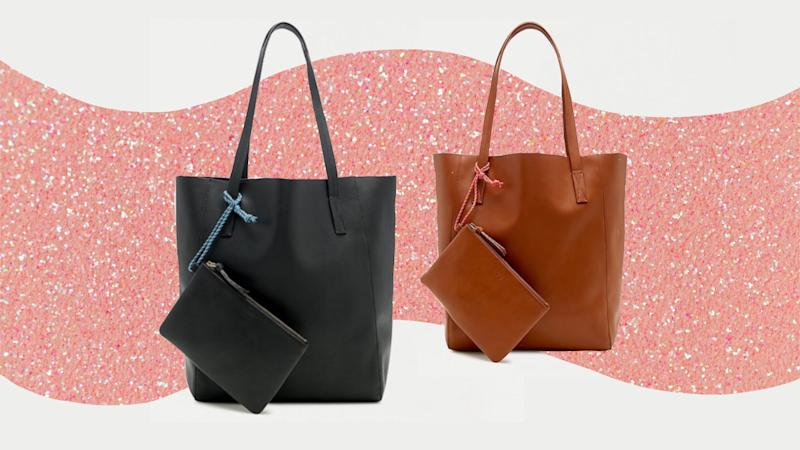 This Chic Under-$200 Tote Might Be the Only Bag You Need This Spring