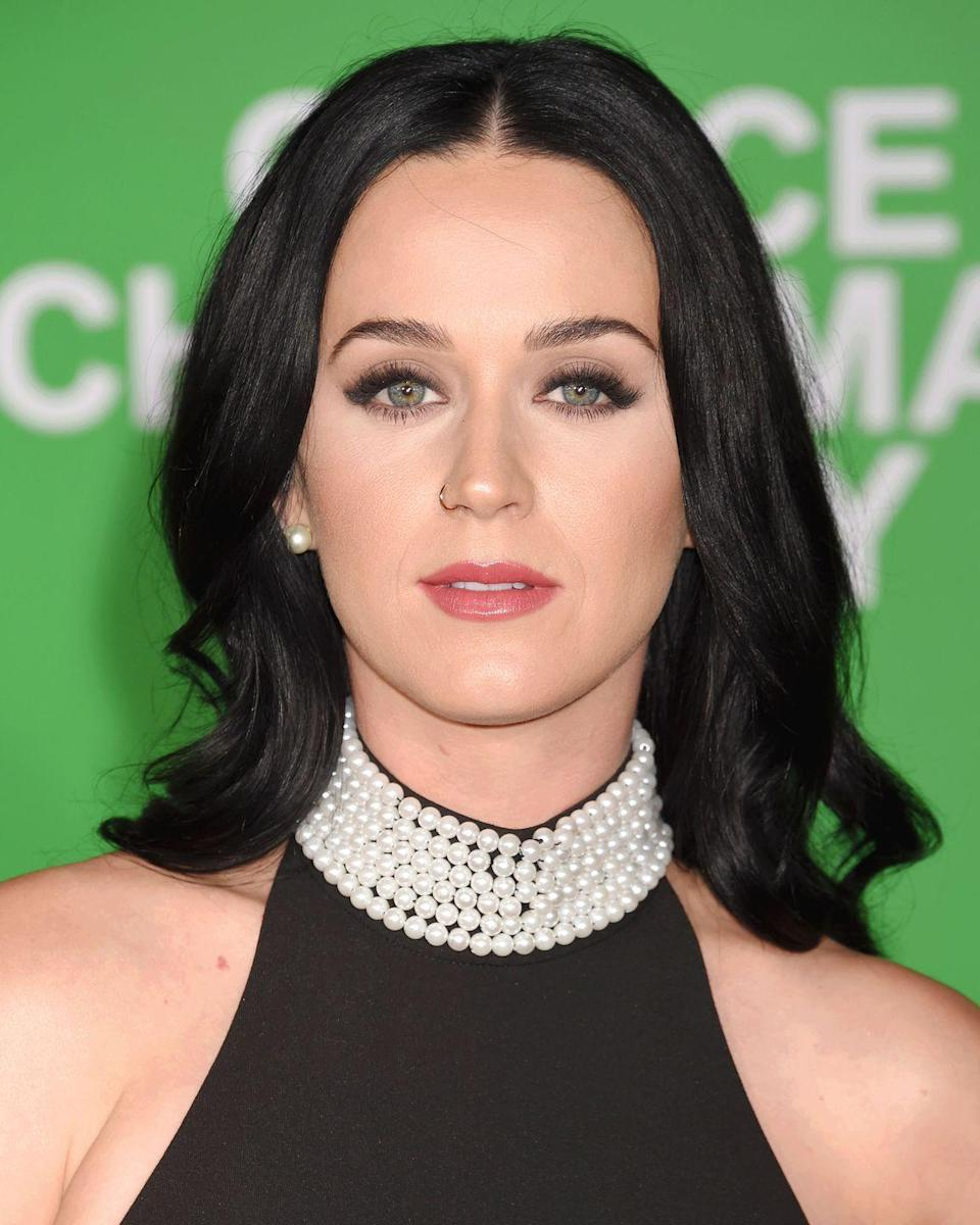 """<p>The """"Extraterrestrial"""" singer is a little <a href=""""http://www.thesmokinggun.com/file/katy-perry-rider-2011?page=2"""" rel=""""nofollow noopener"""" target=""""_blank"""" data-ylk=""""slk:extra with her food requests"""" class=""""link rapid-noclick-resp"""">extra with her food requests</a>. Perry's snack list is complete with unsweetened, dried apples and pears, and lightly salted, dry-roasted edamame. And if you ever plan to send Perry flowers, under absolutely no circumstances should they be carnations.</p>"""