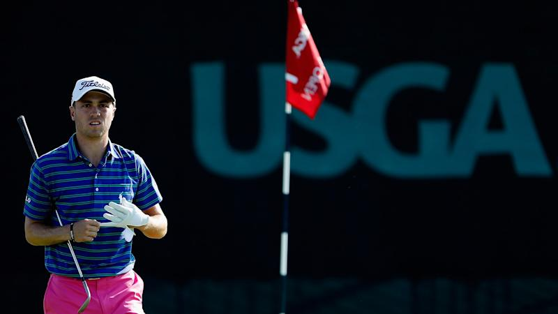 Justin Thomas' Twitter feud with USGA got real snippy