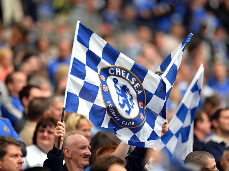 Chelsea supporters will sit in the west end of the stadium (Getty)