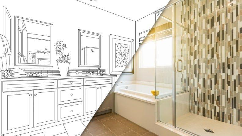 Bring your dream bathroom to life.